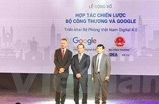 Google hỗ trợ Việt Nam đào tạo kỹ năng số cho doanh nghiệp vừa và nhỏ