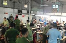 Hà Nội xử lý hơn 2.200 vụ liên quan đến gian lận thương mại
