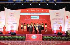 HABECO khẳng định vị thế trong ngành thực phẩm-đồ uống Việt