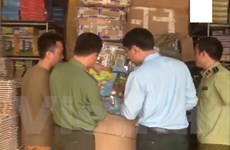 Doanh nghiệp nhập khẩu phải cảnh giác với hàng hóa vi phạm chủ quyền