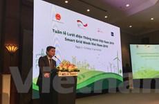 'Phát triển lưới điện thông minh là định hướng đúng đắn của Việt Nam'