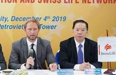 Bảo hiểm PVI trở thành đối tác của Swiss Life trong hệ thống toàn cầu