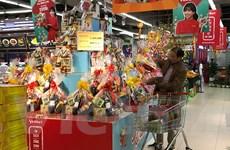 Hà Nội: Nguồn cung hàng hóa phục vụ Tết Canh Tý dồi dào, đa dạng