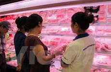 Chủ tịch UBND Hà Nội: Không để thiếu hàng Tết, nhất là thịt lợn