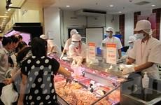 Nhiều doanh nghiệp cam kết cùng bình ổn giá thịt lợn trong dịp Tết