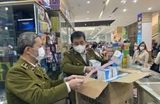 Xử lý nghiêm hành vi đầu cơ, găm hàng mặt hàng khẩu trang y tế