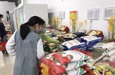 Bố trí các điểm bán hàng lưu động đảm bảo cung ứng nhu yếu phẩm