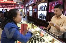 Giá vàng SJC giao dịch không đồng nhất phiên mở cửa đầu tuần