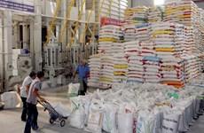 Đề nghị công khai thương nhân đăng ký tờ khai hải quan xuất khẩu gạo