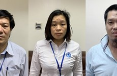 Bộ Công an: Vụ việc tại CDC Hà Nội gây thiệt hại đặc biệt nghiêm trọng