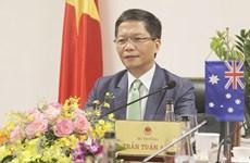 Thúc đẩy hợp tác thương mại và đầu tư Việt Nam-Australia sau COVID-19