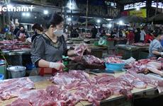 Người dân Sơn La gặp nhiều khó khăn để tái đàn, bình ổn giá thịt lợn