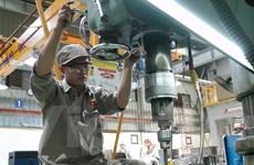 Xuất khẩu nhóm hàng công nghiệp chế biến giảm 20% trong tháng Tư