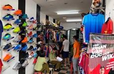 Hà Nội thu giữ 1.547 sản phẩm có dấu hiệu hàng giả nhãn hiệu adidas