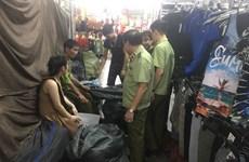 Thu gần 4.700 sản phẩm có dấu hiệu giả và nhái nhãn hiệu tại Ninh Hiệp