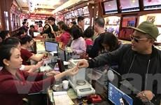 Đảo chiều tăng giá, thương hiệu SJC lên 48,65 triệu đồng mỗi lượng