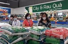 Chủ động các giải pháp phòng chống dịch tại siêu thị, chợ dân sinh