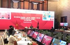 'Đưa các nước CLMV trở thành điểm đến quan trọng hấp dẫn nhà đầu tư'