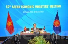 AEM-52: Việt Nam đề xuất sáng kiến thúc đẩy phục hồi kinh tế sau dịch