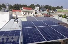 Hà Nội: Tập đoàn Hanwha hỗ trợ cung cấp hệ thống điện mặt trời