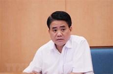 'Ông Chung có hành vi chiếm đoạt một số tài liệu bí mật vụ Nhật Cường'