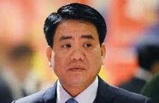Bãi nhiệm chức vụ Chủ tịch UBND Hà Nội với ông Nguyễn Đức Chung