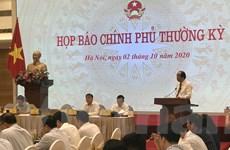 ''Kinh tế Việt Nam đã vượt qua đáy chữ V và đang dần phục hồi''