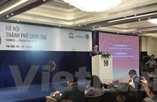 Bí thư Hà Nội: Đưa Thủ đô trở thành trung tâm sáng tạo của khu vực