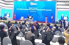 Chính thức ký kết Hiệp định Đối tác kinh tế toàn diện khu vực RCEP