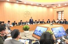 Chủ tịch UBND Hà Nội: Quyết tâm không để xảy ra làn sóng dịch thứ 3
