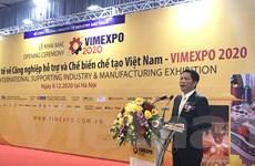 VIMEXPO 2020: Cầu nối doanh nghiệp nội-ngoại về công nghiệp hỗ trợ
