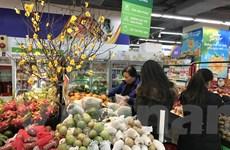 Chủ động nguồn cung mặt hàng thực phẩm dịp Tết Nguyên đán Tân Sửu