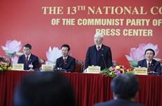 Tổng Bí thư Nguyễn Phú Trọng: Đại hội XIII thành công rất tốt đẹp