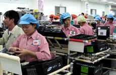 Xuất khẩu điện thoại và linh kiện tăng 114,8% trong tháng đầu năm