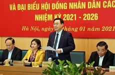 Hà Nội lập 15 Đoàn công tác chỉ đạo bầu cử Quốc hội và HĐND các cấp
