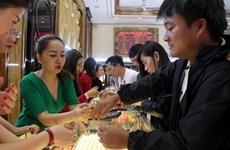 Giảm phiên sáng cuối tuần, giá vàng SJC xuống ngưỡng 55,8 triệu đồng