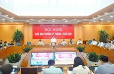 Hà Nội: Sản xuất, kinh doanh trong tháng Tư phục hồi tích cực