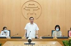 Hà Nội nâng cảnh báo nguy cơ lây lan dịch lên mức cao nhất