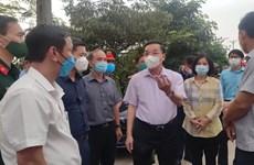 Chủ tịch Hà Nội: Tận dụng tối đa 48 giờ vàng để khống chế dịch bệnh