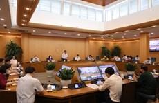 Bí thư Hà Nội: Nhân rộng việc khống chế dịch theo mô hình 3 lớp