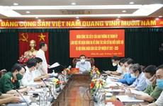 Chủ tịch Hà Nội: Rà soát phương án phòng dịch đến từng điểm bỏ phiếu