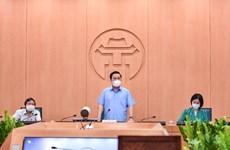 Hà Nội: Sau 25/5, người dân về thành phố phải khai báo y tế trong 24h