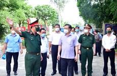 Bí thư Thành ủy Hà Nội: Nới lỏng nhưng tuyệt đối không lơi lỏng