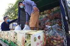Xúc tiến tiêu quả thụ quả vải tại thị trường trong nước và xuất khẩu