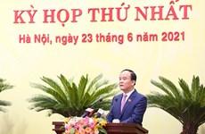Ông Nguyễn Ngọc Tuấn được bầu làm Chủ tịch HĐND thành phố Hà Nội