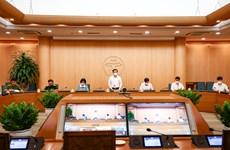 Thành lập 22 chốt kiểm soát dịch COVID-19 ở cửa ngõ Hà Nội từ 14/7