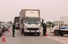 Chi tiết 22 chốt kiểm soát dịch bệnh tại cửa ngõ ra vào Hà Nội