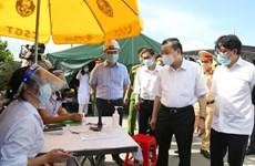 Chủ tịch Hà Nội: Giữ vững những 'chốt chặn' cửa ngõ Thủ đô