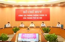 Bí thư Hà Nội: Kỷ luật chính là sức mạnh trong phòng, chống COVID-19