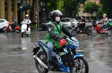 Hà Nội dừng vận chuyển hàng hóa xe 2 bánh với cá nhân hoạt động tự do